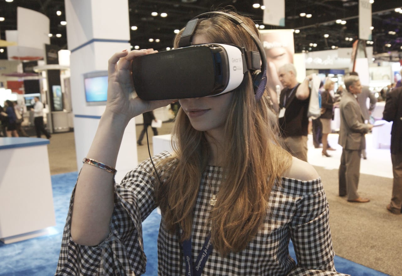 Virtual Reality Takes Dermatologists into the World of Teen Skincare Worries
