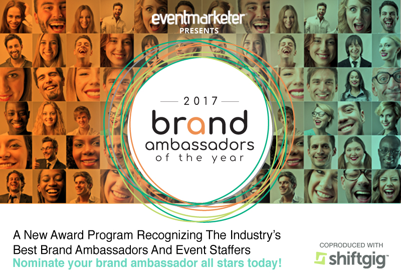 2017 Brand Ambassadors of the Year