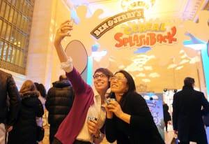 Ben & Jerry's Cereal Splashbacks Launch