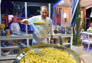 Barilla Raises a Fork to Shared Meals at the South Beach Wine & Food Festival