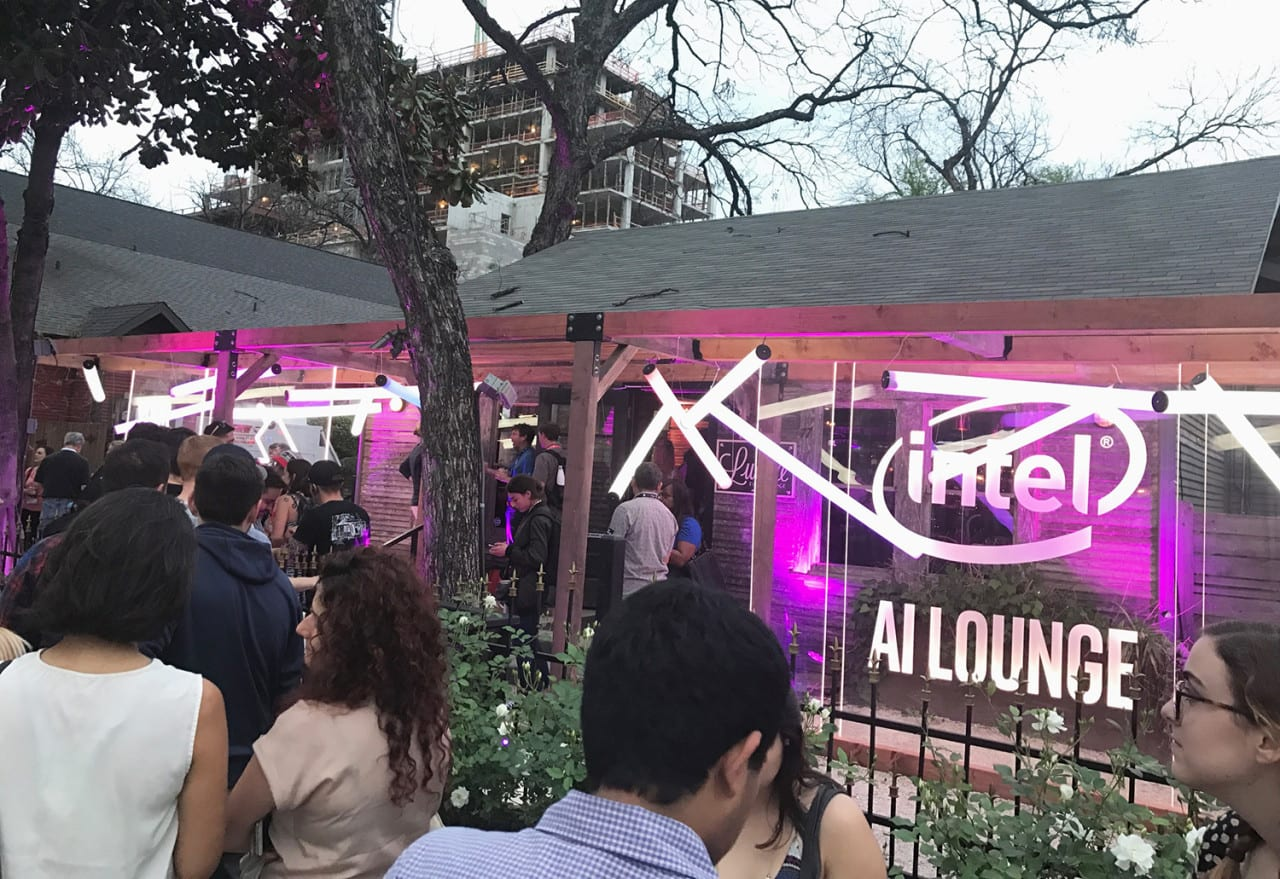 SXSW 2017: Step Inside Intel's AI Lounge