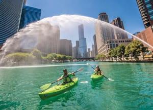 Chicago_Urban kayaks