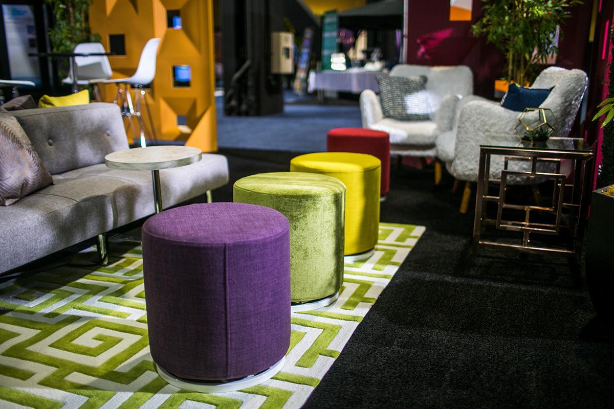 stylish event furniture