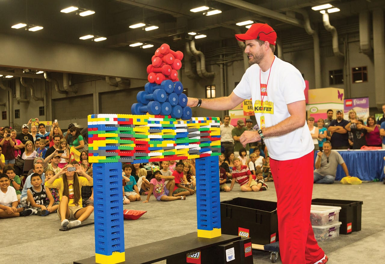 Deconstructing LEGO: Inside the End of KidsFest, and What's in Store Next