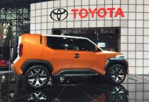 NYIAS -Toyota