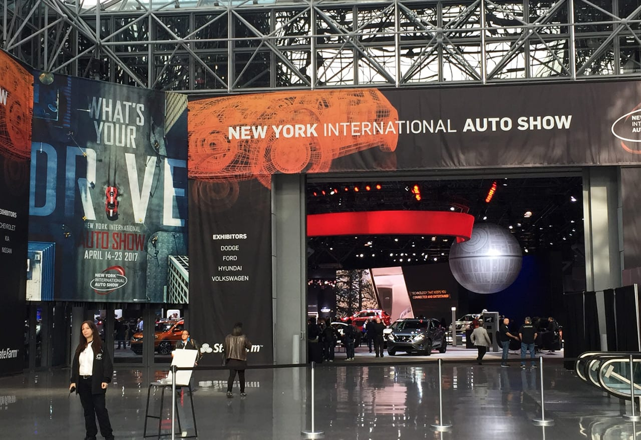 Auto Show: Six Lessons on Design, Engagement, Technology and Storytelling