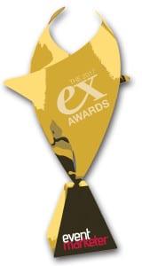 2017 ex award trophy