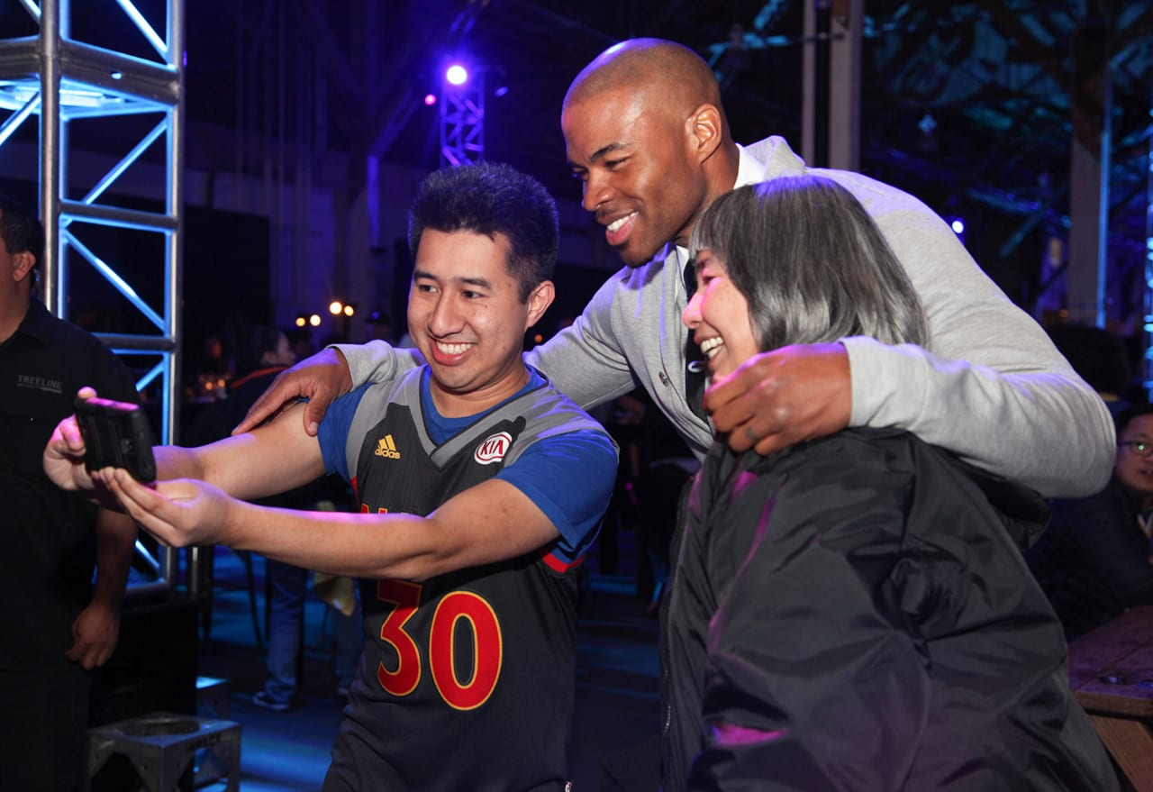 American Express Hosts Dub Nation Watch Parties