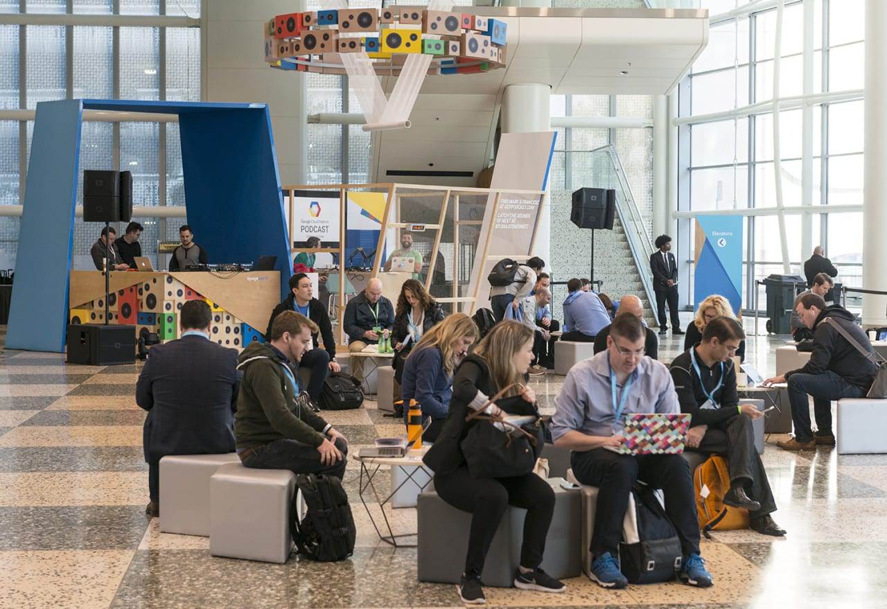 Q&A: Inside the Inaugural Google Cloud Next Conference