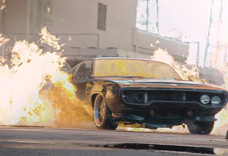 xfinity stunt_fast furious 1