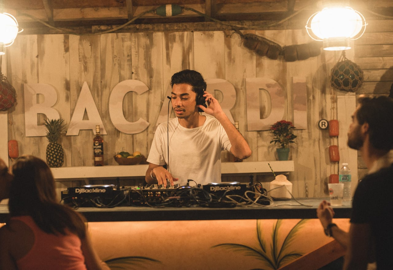 Bacardi and Major Lazer Partner in Caribbean Sound of Rum Music Initiative