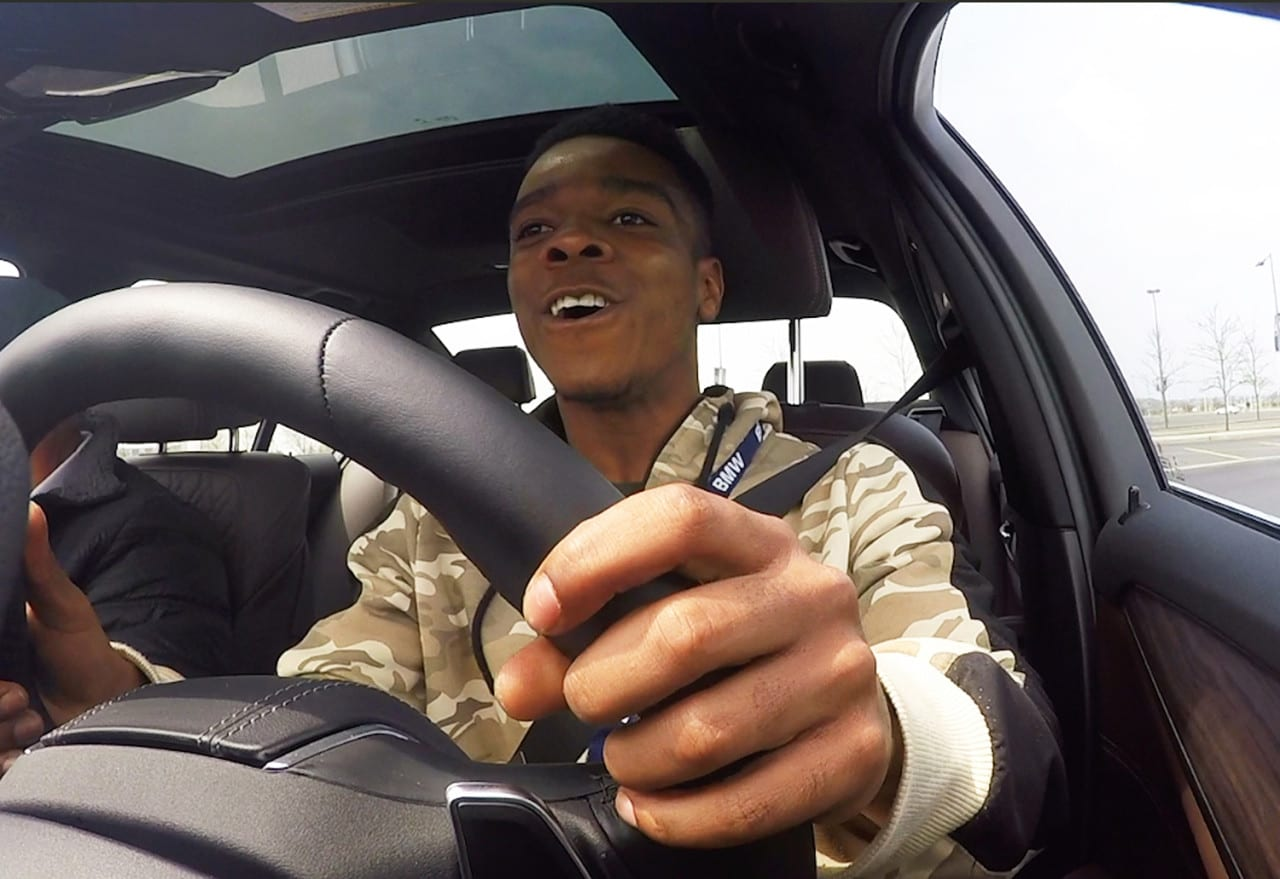 BMW Engages Beginners and Experienced Drivers in the Six-City Ultimate Driving Experience