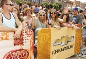 Four Ways Chevrolet Struck A Chord with Music Fans at CMA Fest