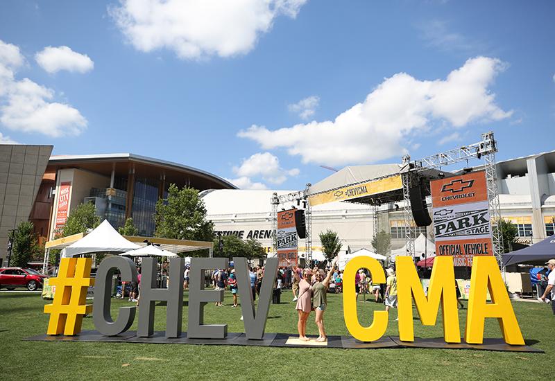 CMA Fest 2017_Chevy 2