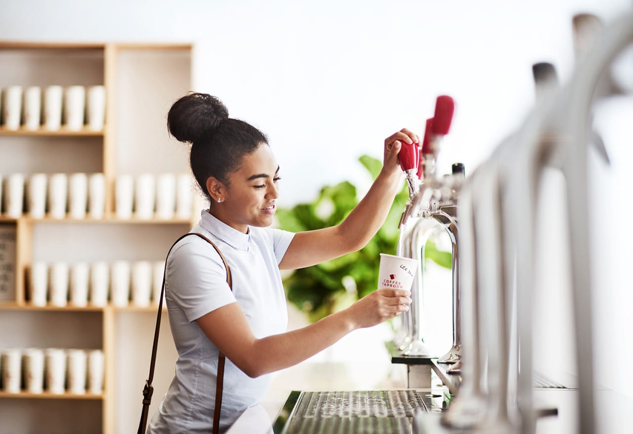 NESCAFÉ Turns Consumers Into Baristas at its Coffee Taproom