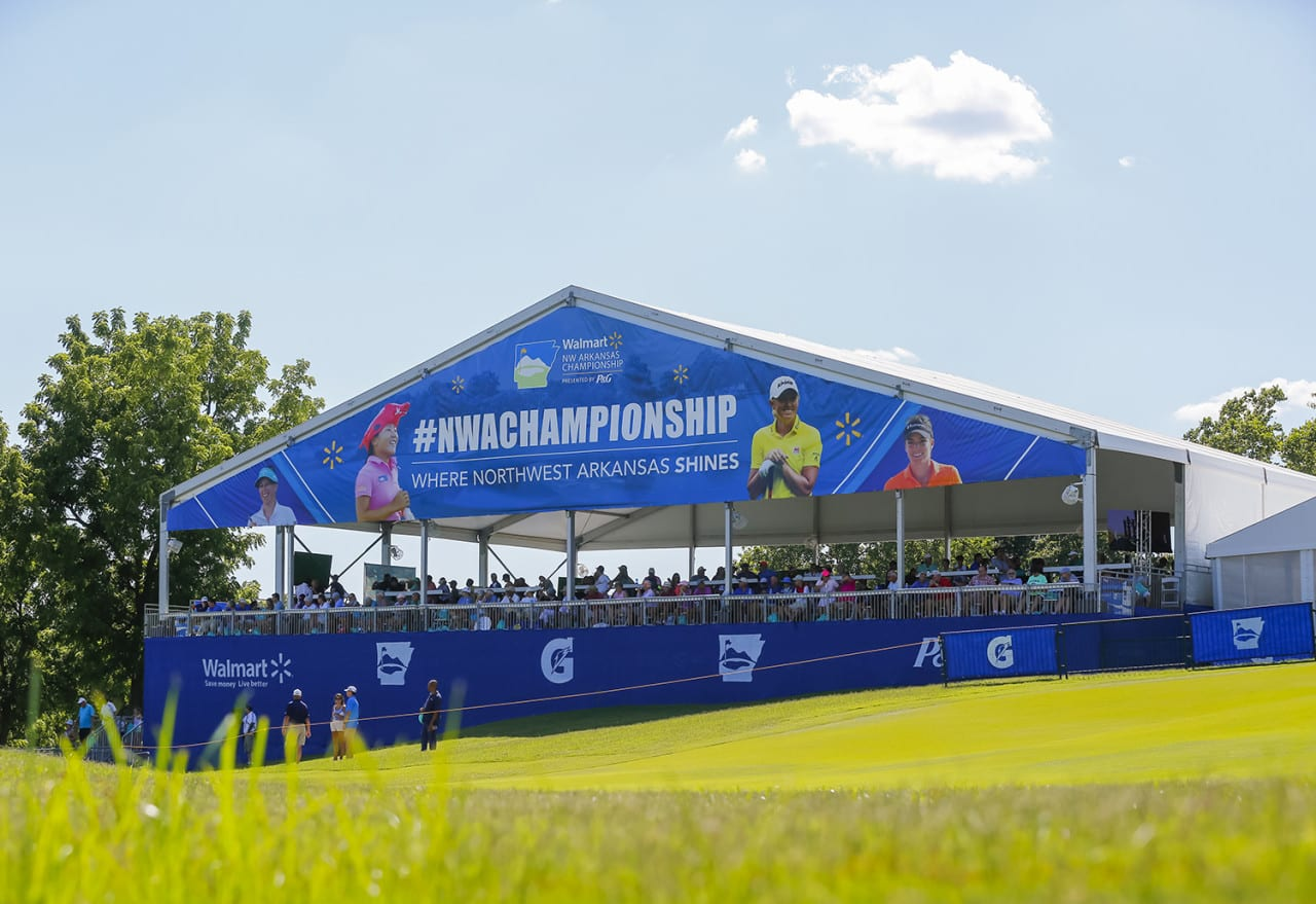 Photo Tour: A Day at the Walmart NW Arkansas Championship