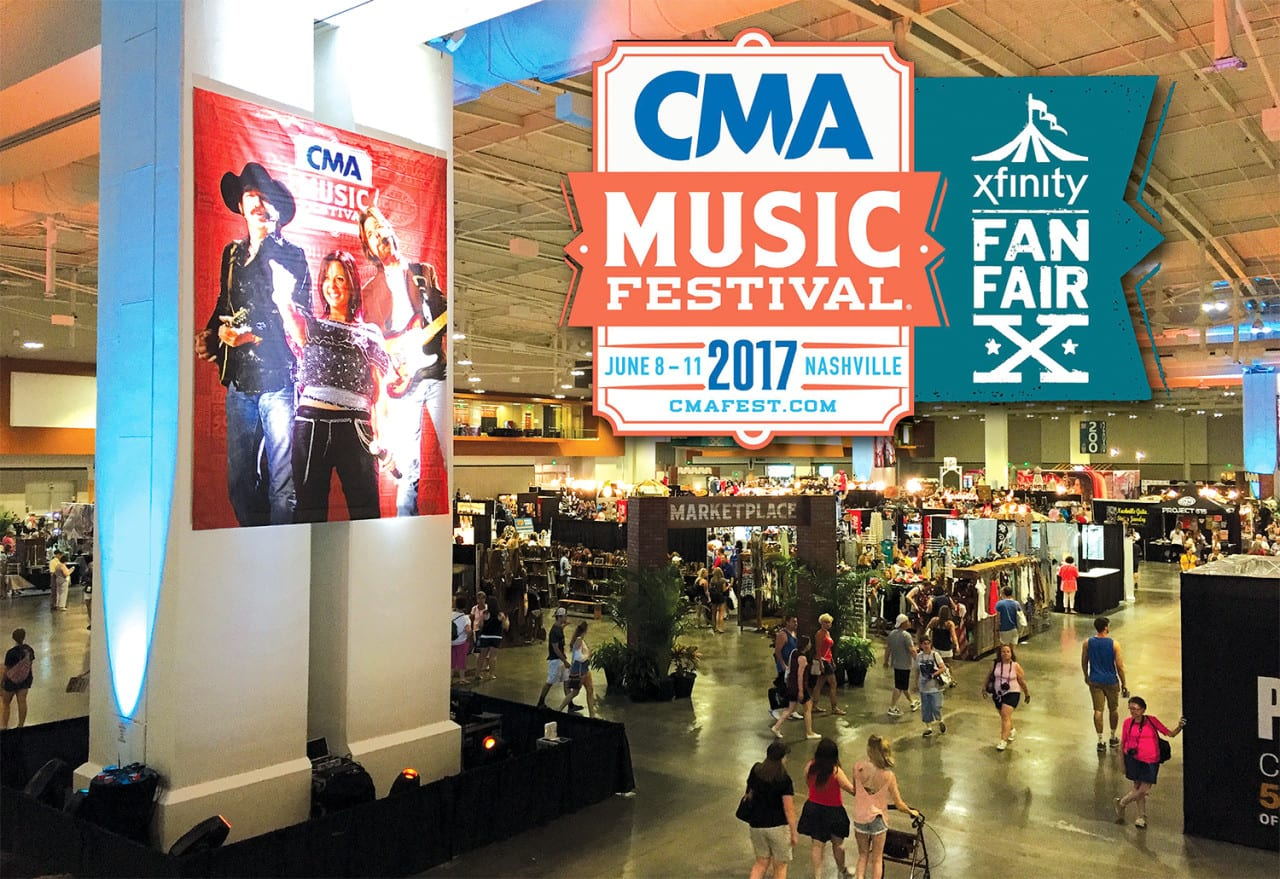 Kick up Your Heels With the Most Memorable Brand Activations at CMA Fest
