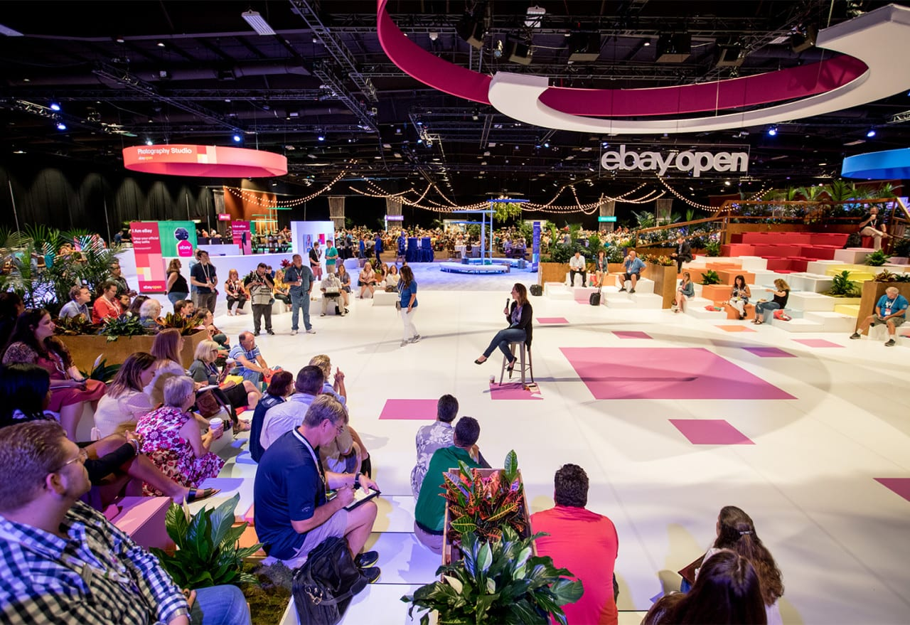 Six B-to-B Event Insights from Year Two of eBay Open