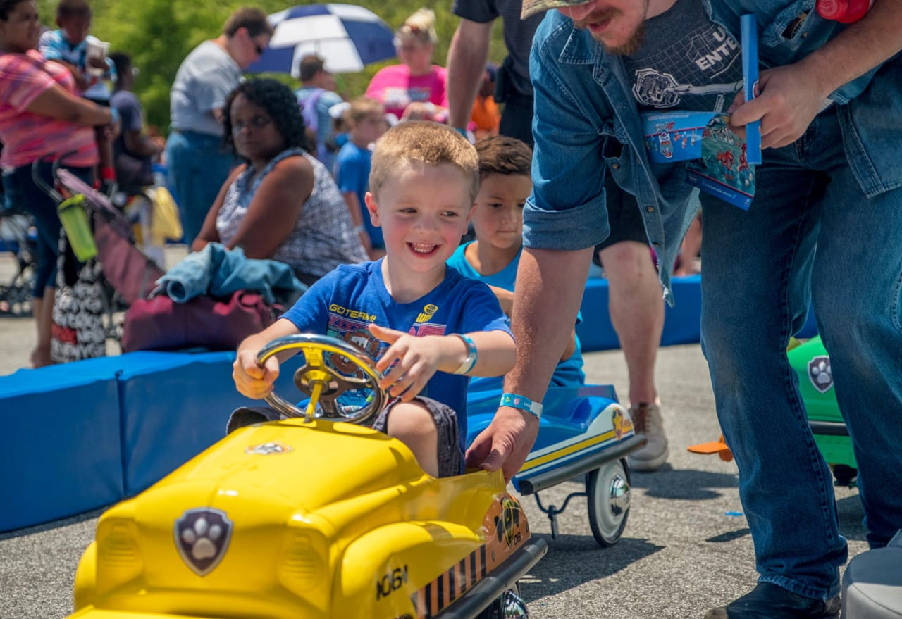 Spin Master Elevates Family-Friendly Events on the PAW Patrol Road Tour