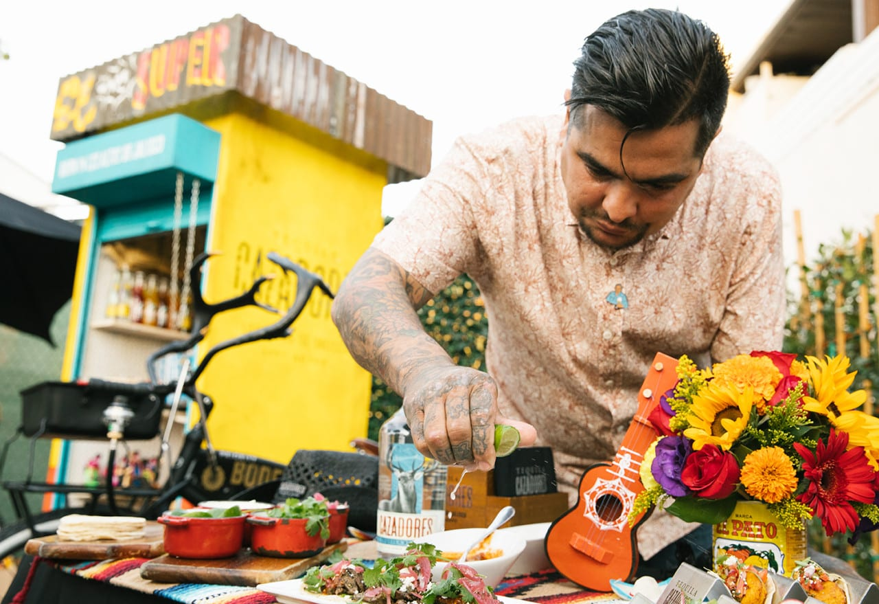 Tequila CAZADORES Taps Into Taco Tuesday and Hispanic Heritage Month With the Bodega Bites Event Series