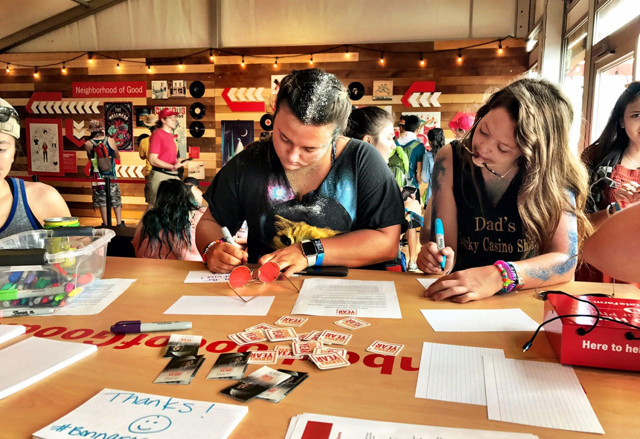State Farm's Festival Strategy Encourages Music Lovers to Make a Difference