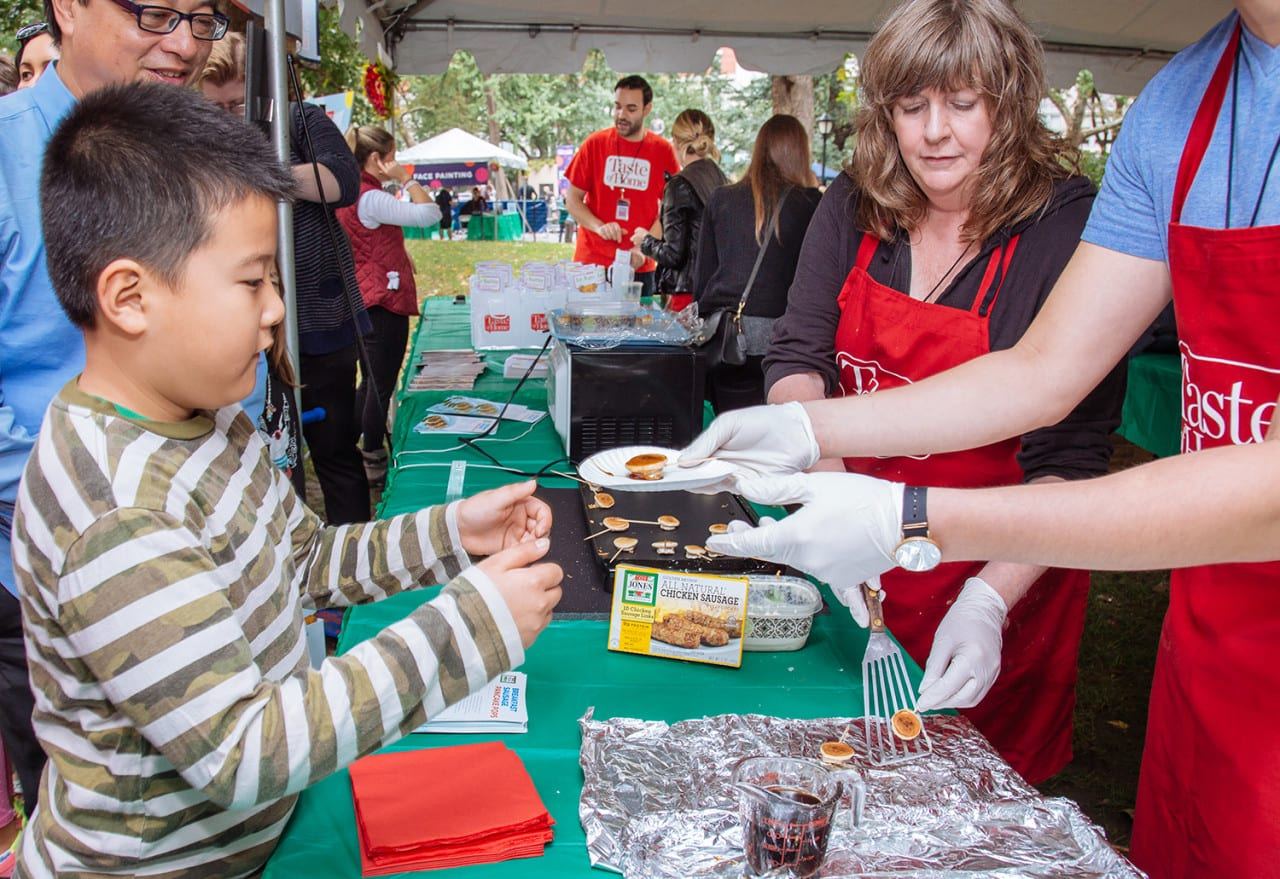 Taste of Home Leverages Facebook Live to Give its Sponsors a Boost at Kids Fest