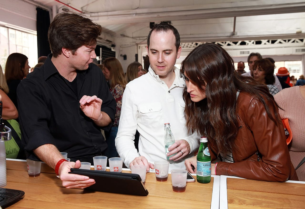 Illy Brews a Premium Sampling Experience at the New York City Wine & Food Festival
