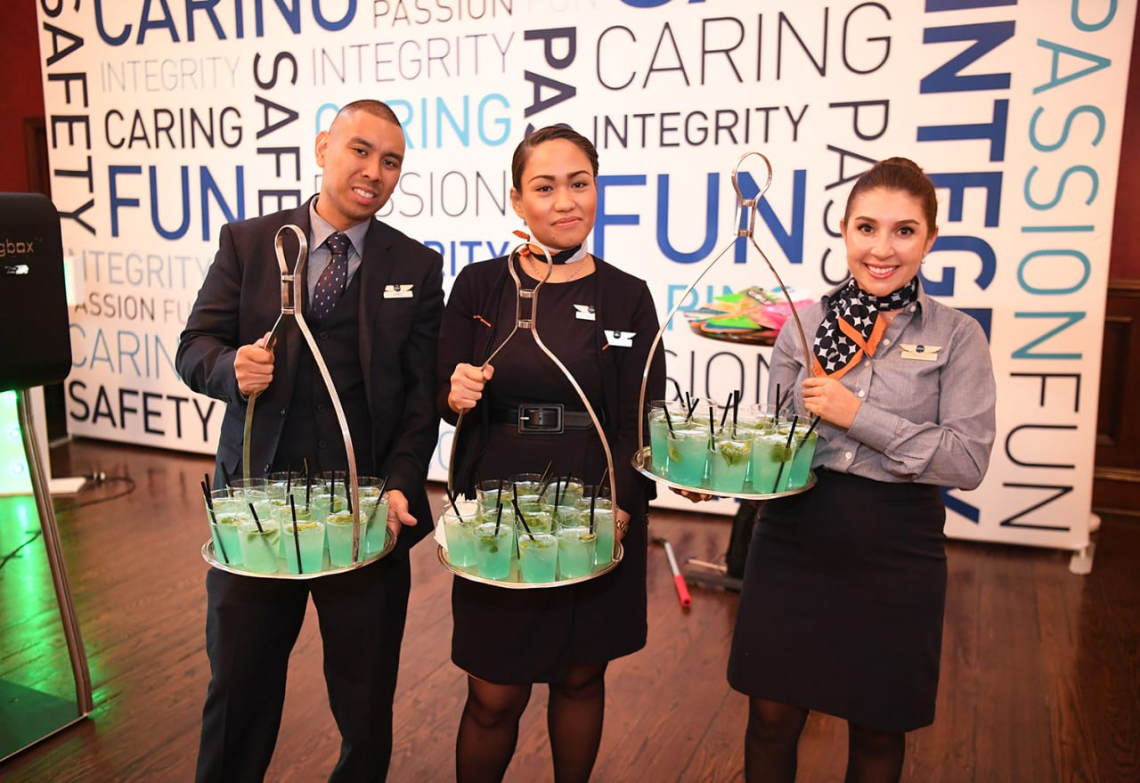 JetBlue Brings the Mint Experience to the Green for its Annual Charity Event