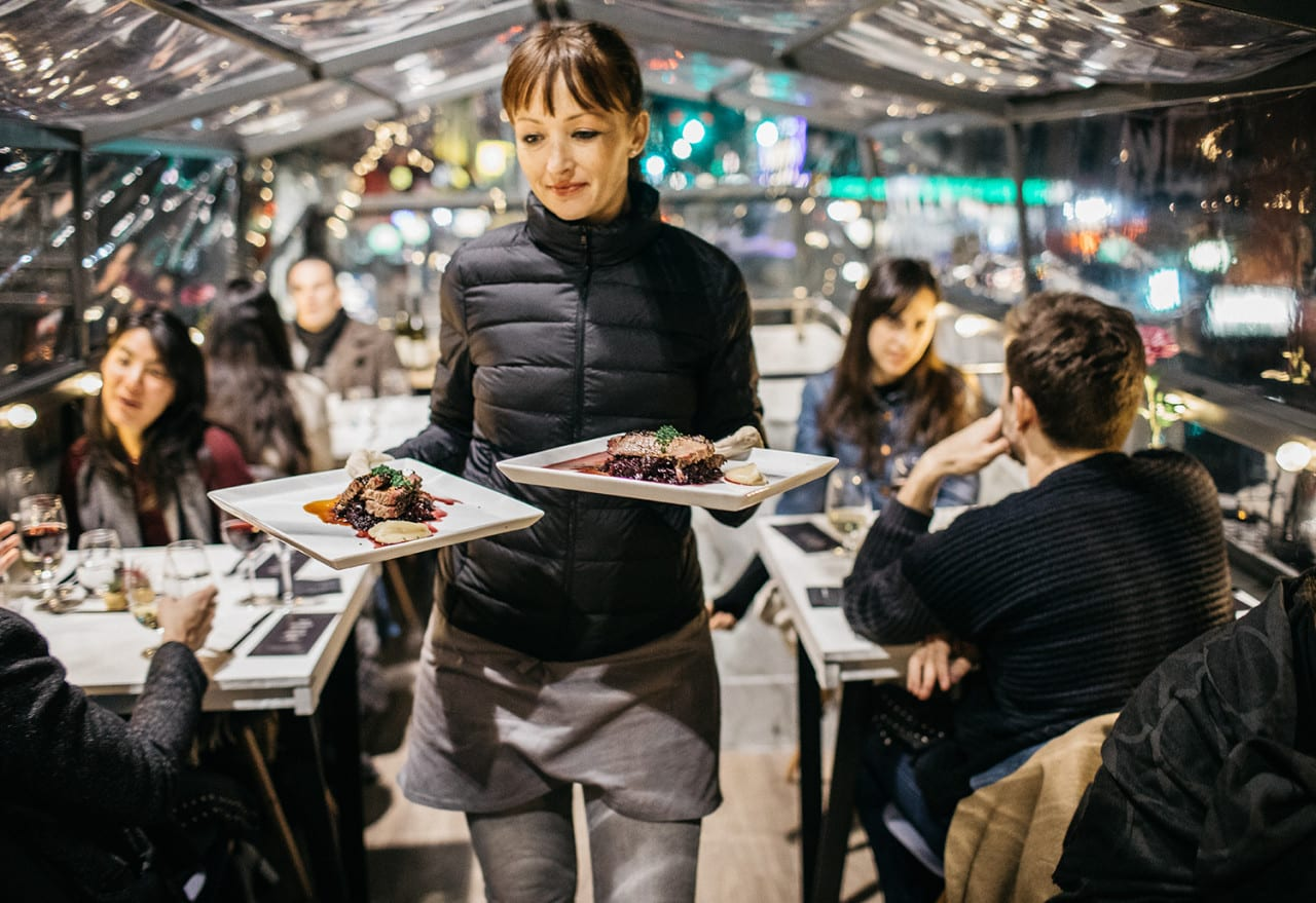 The Uber Visa Card Launches With Mobile Dining Events