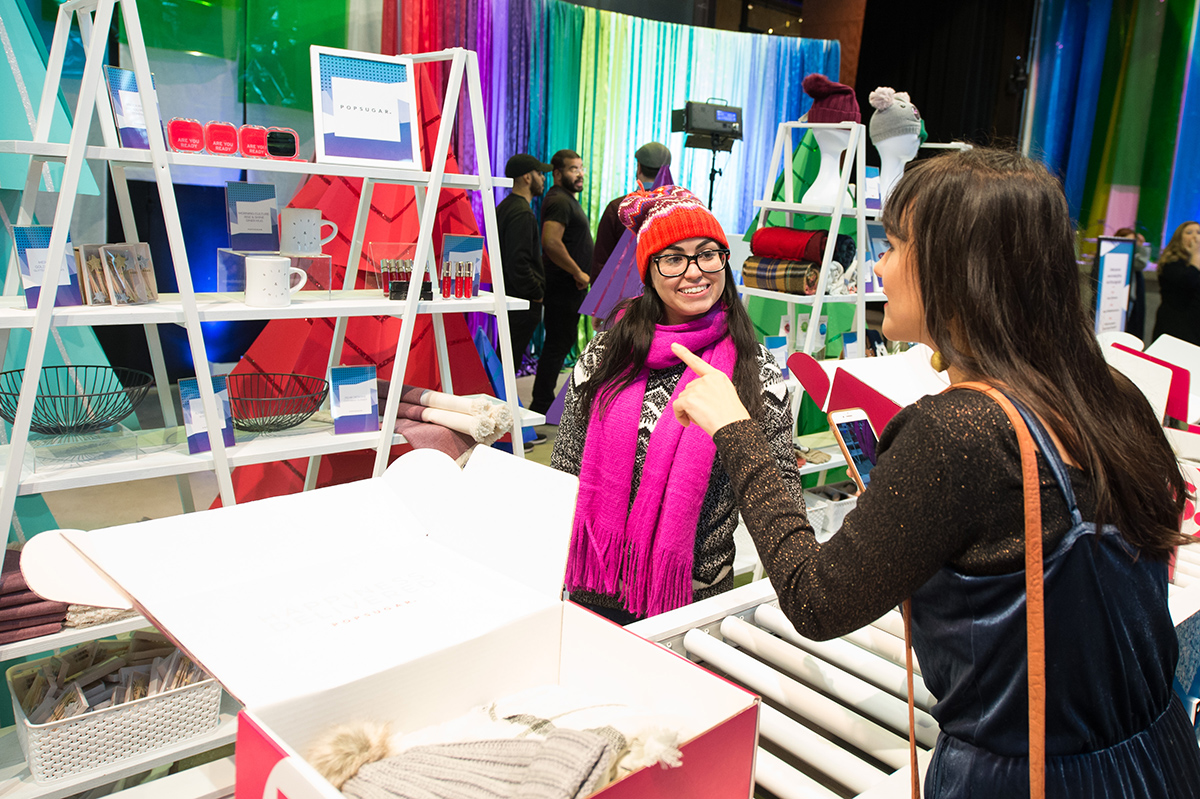 POPSUGAR and Old Navy Holiday Giveaway Event