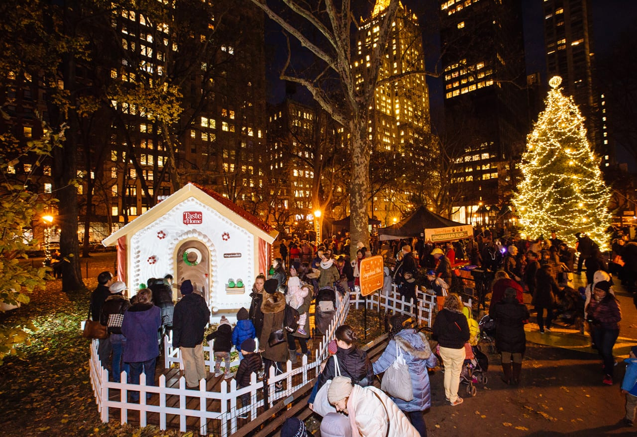 Taste of Home Elevates its Gingerbread House Installation With a 4D Storytelling Experience