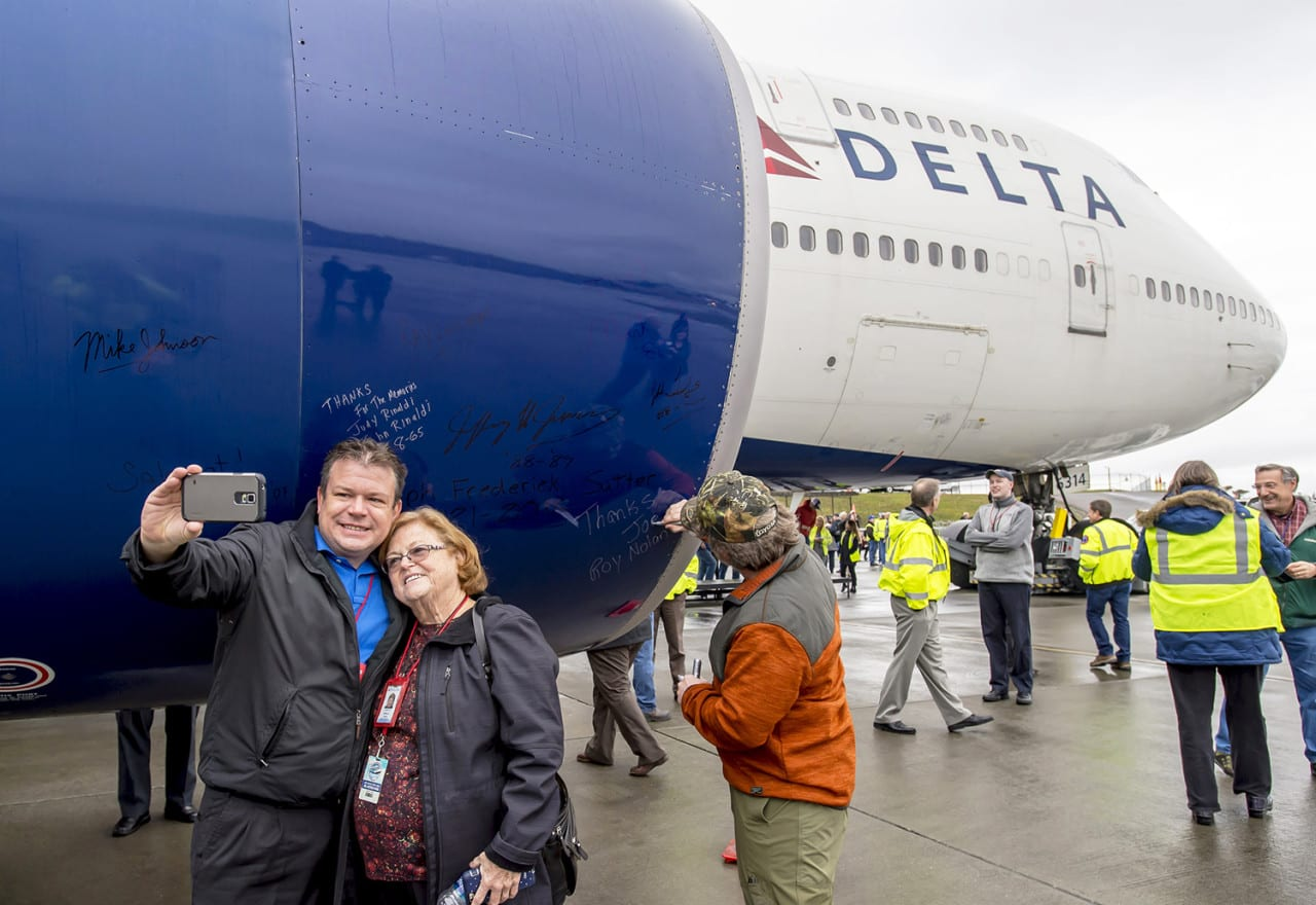 Delta Farewell Tour: Bidding Adieu to the Iconic 747