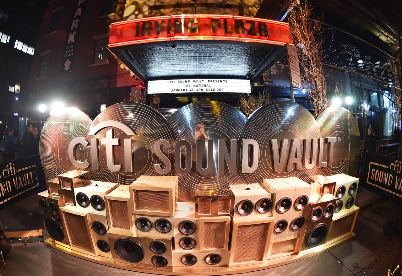 Grammy Week: Citi Sound Vault Offers Intimate Concerts