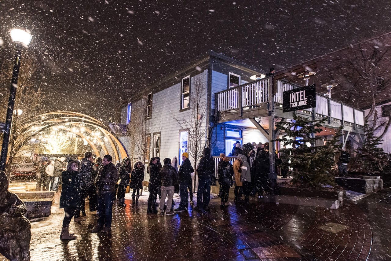 Intel Cozies Up with Creatives in its Tech Lodge at Sundance Film Festival
