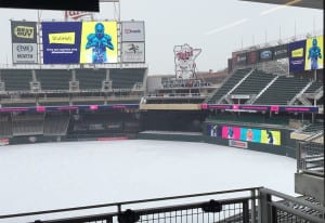 StubHub branding at Target Field_SuperBowl 2018