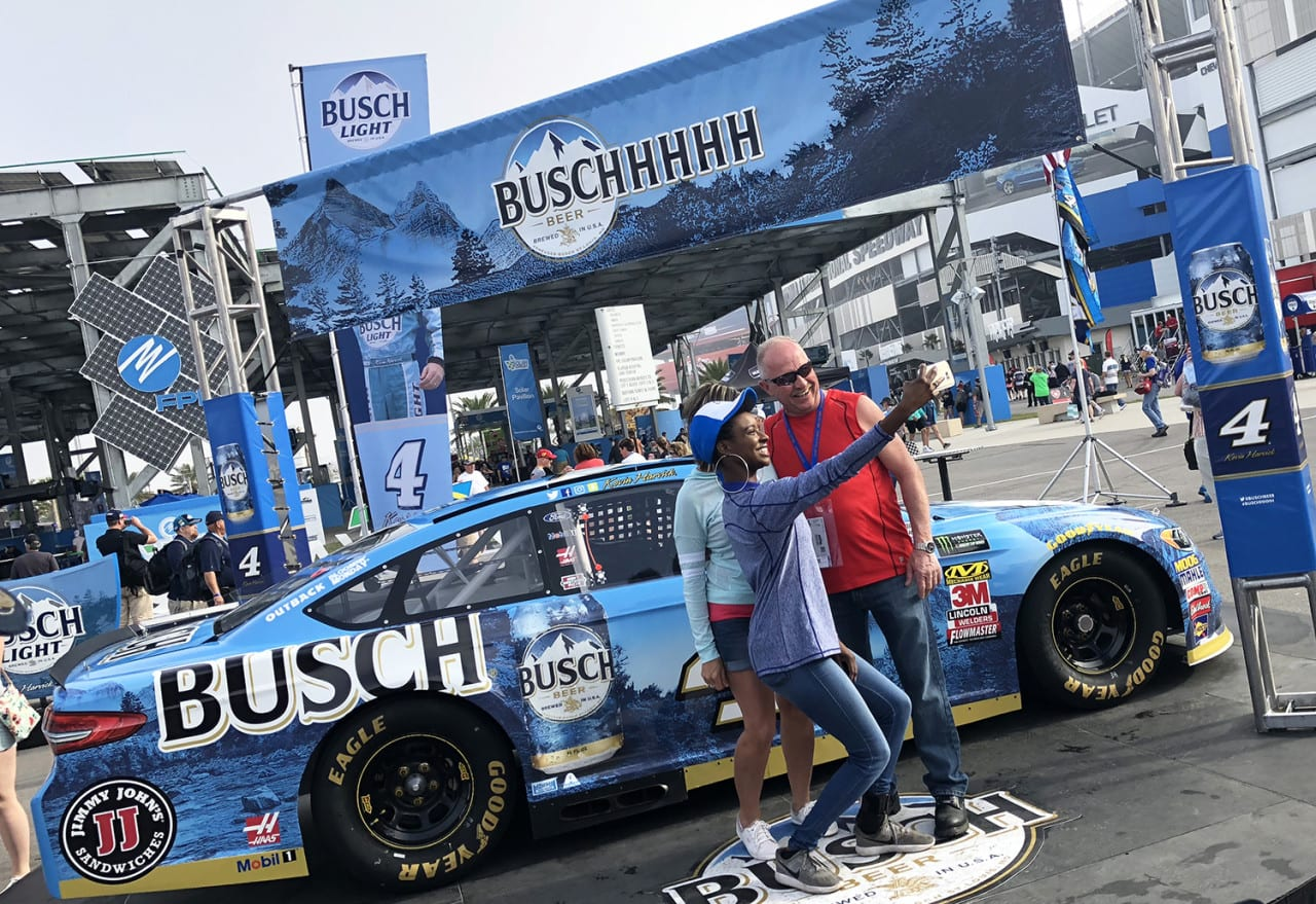Busch Celebrates its Roots in Racing With a National NASCAR Tour