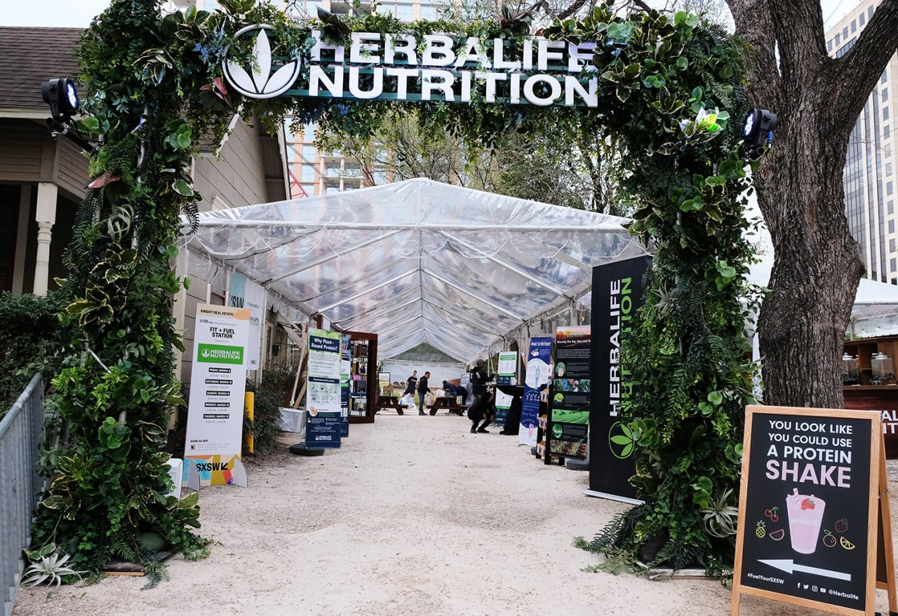Herbalife's Fit + Fuel Station at SXSW Aims to Rejuvenate Busy Festivalgoers