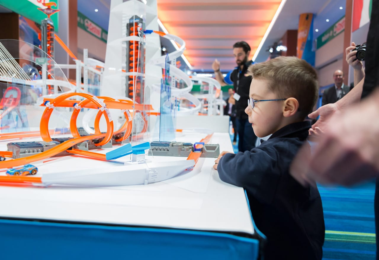 Hot Wheels Activates a Multi-Generational Strategy at the Canadian Auto Show