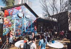 HP and Intel Activate a 'Digital Artistry House' at SXSW