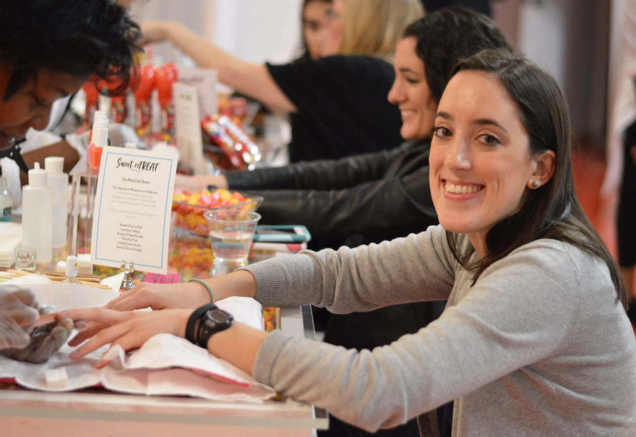 Mars Pampers New Yorkers With Candy-Infused Salon Services at its Sweet ReTREAT Pop-up