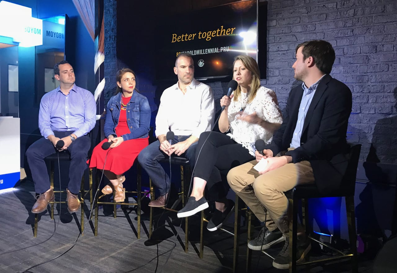 Millennials Help Bring a Prudential Study to Life at SXSW