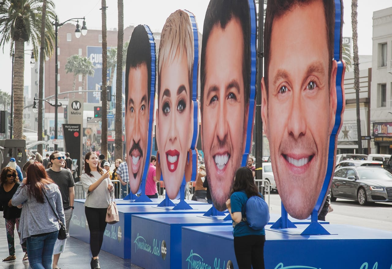 'American Idol' Delights Fans and Drives Tune-In with Helicopter Stunt and Golden Tickets