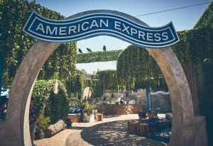 American Express Creates a VIP 'Secret Garden' with Platinum House at Coachella 2018