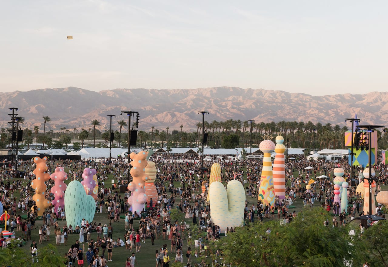 Coachella 2018 Roundup: Experiential Marketing in the Desert