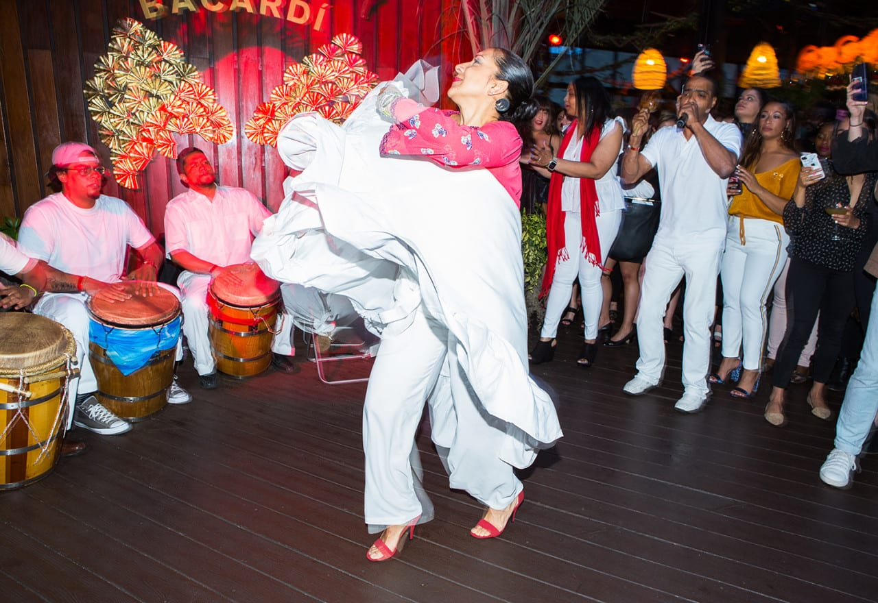 Photo Tour: Inside Bacardi's New York City Rum Room Launch Event