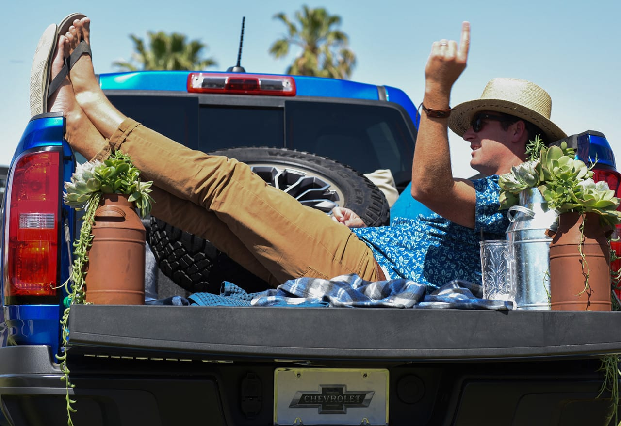 Chevy Celebrates its Roots in Country Music With Performances and Pickups