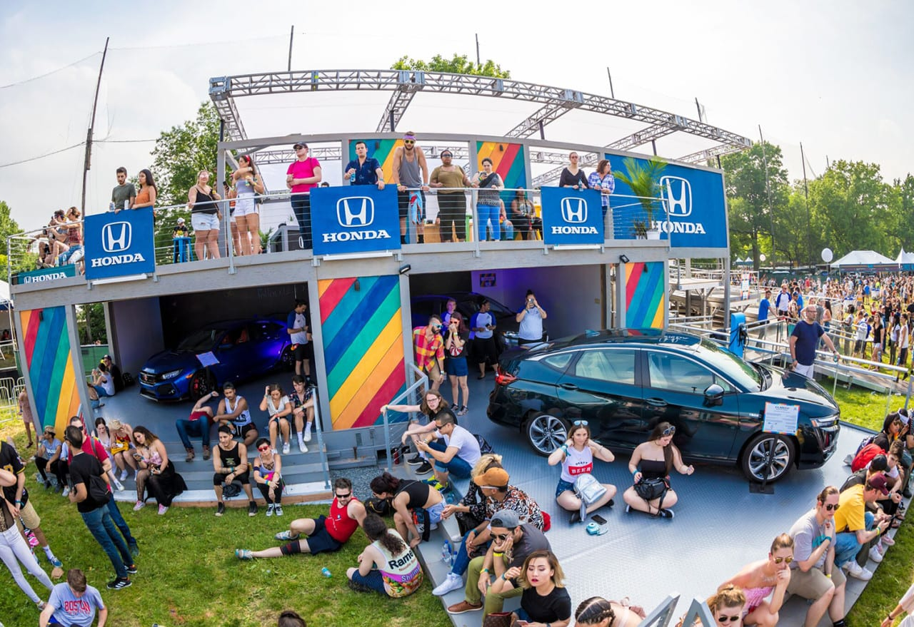 Governors Ball Activation: Why Honda Invests in Music Festivals