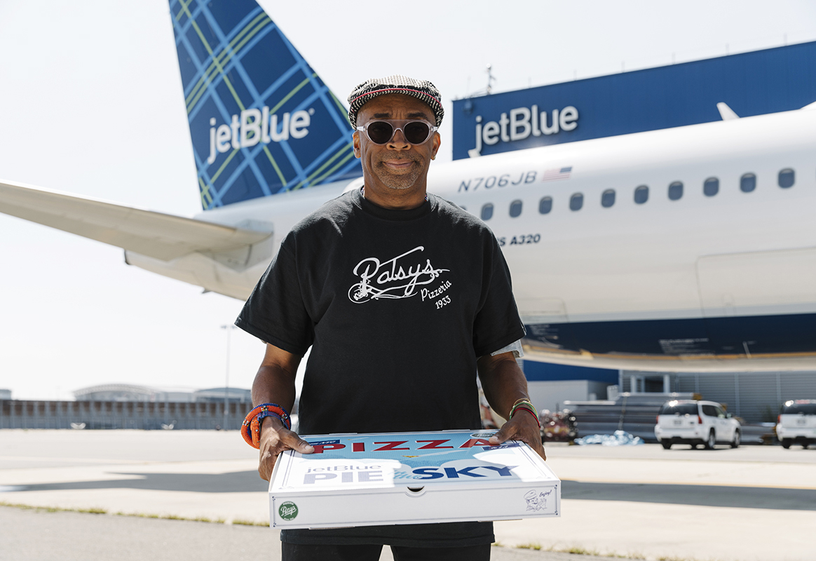 Pie in the Sky: JetBlue Offers Cross Country Pizza Deliveries