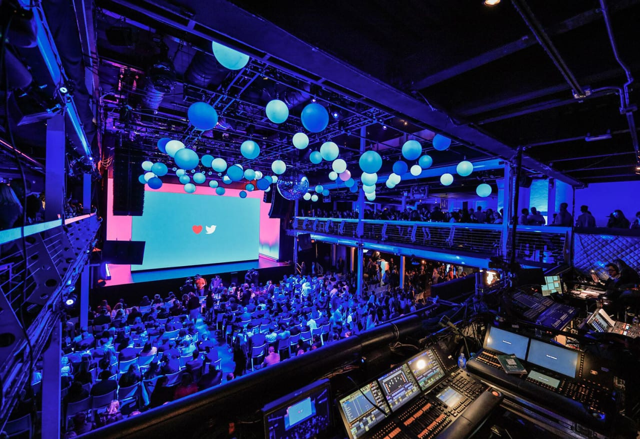 Twitter Shakes up the NewFront Format With Experiential Touchpoints