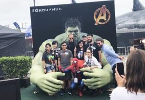 Comic-Con 2018_avengers